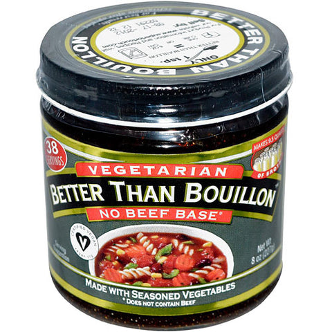 Better Than Bouillon Vegetable Base