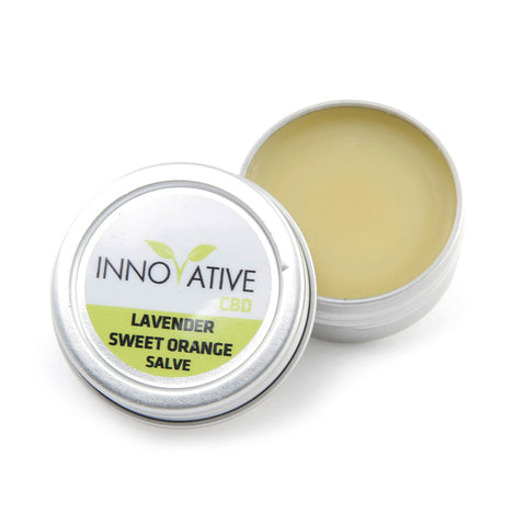 CBD Salve Lavendar & Sweet Orange