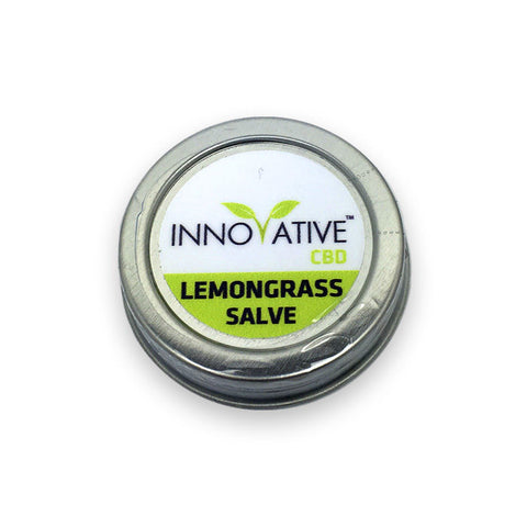 CBD Salve Lemongrass