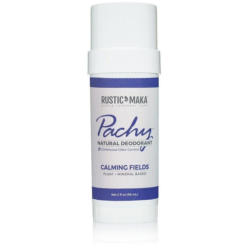 Pachy Calming Fields Plant & Mineral Based Deodarant
