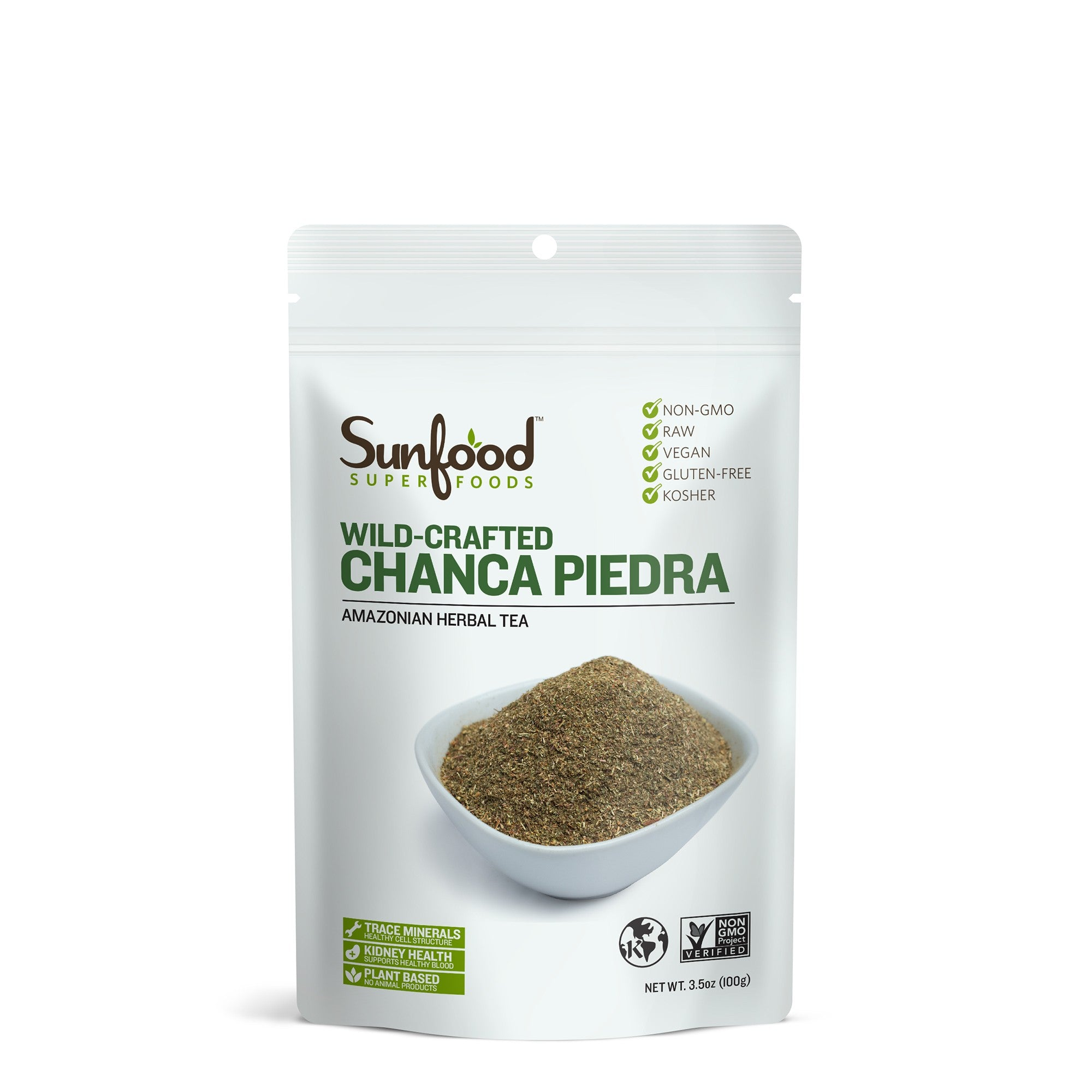 Wild-Crafted Chanca Piedra