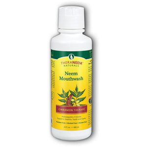 Neem Mouthwash (Cinnamon Therapy)