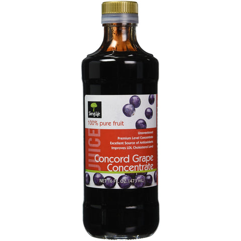 Concord Grape Concentrate 16oz