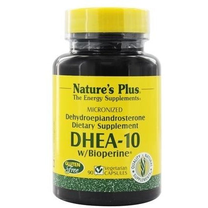 DHEA-10 with Bioperine