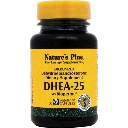 DHEA-25 with Bioperine