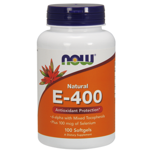 E-400 d-alpha with Mixed Tocopherols