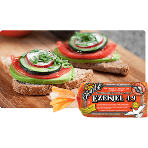 Ezekiel 4:9 Sprouted Whole Grain Bread