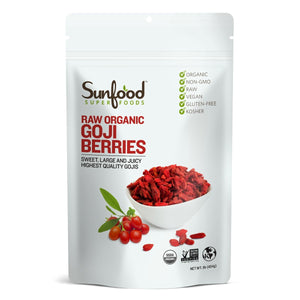 Raw Organic Goji Berries