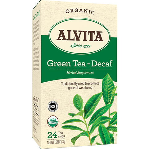 Green Tea- Decaf