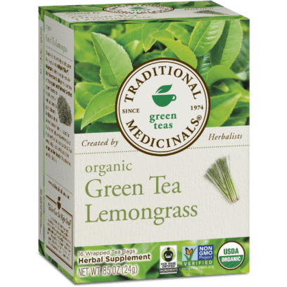 Green Tea Lemongrass