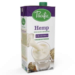 Pacific Original Unsweetened Hemp Milk