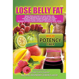 LOSE BELLY FAT - FIBER WEIGHT LOSS POWDER MIX