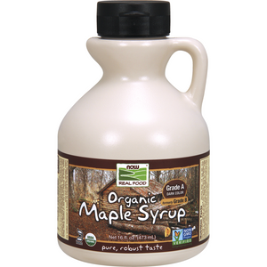 Maple Syrup, Organic Grade A Dark Color (formerly Grade B)