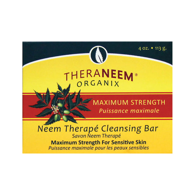 Maximum Strength Neem Bar Soap