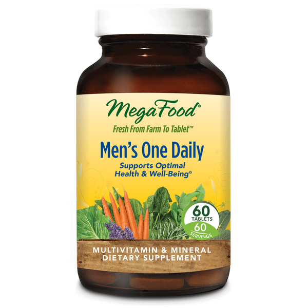 Mega Food Men's One Daily
