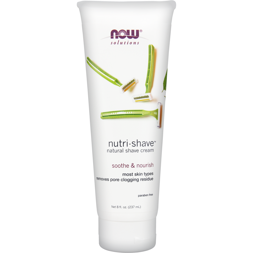 Nutri-Shave Natural Shave Cream