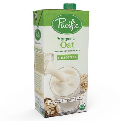 Pacific Organic Oat Milk