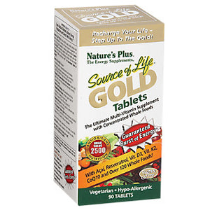 Source of Life Gold Tablets