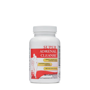 Super Adrenal Cleanse