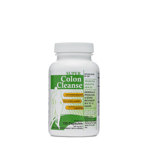 Super Colon Cleanse Capsules