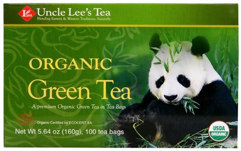 Uncle Lees Green Tea