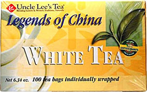 Uncle Lees White Tea