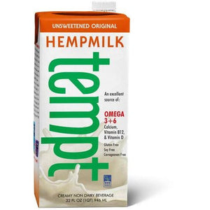 Living Harvest Unsweetened Original Hempmilk