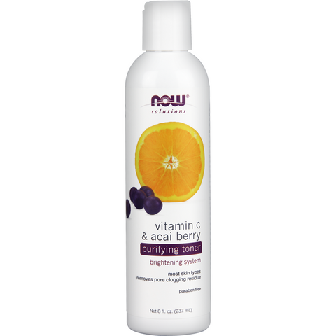 Vitamin C & Acai Berry Purifying Toner