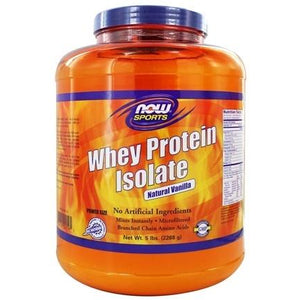 Whey Protein Isolate 5lb