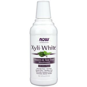 Xli White Neem & Tea Tree Mouth Wash