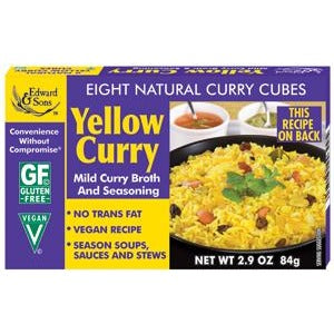 Yellow Curry Cubes