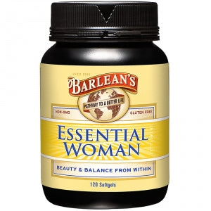 Barlean's Essential Woman Soft Gel
