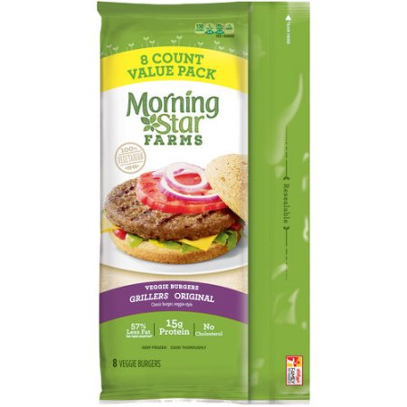 Morning Star Farms Grillers (Vegetarian)
