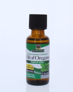 Oil if Oregano