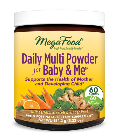 Daily Multi Powder for Baby & Me