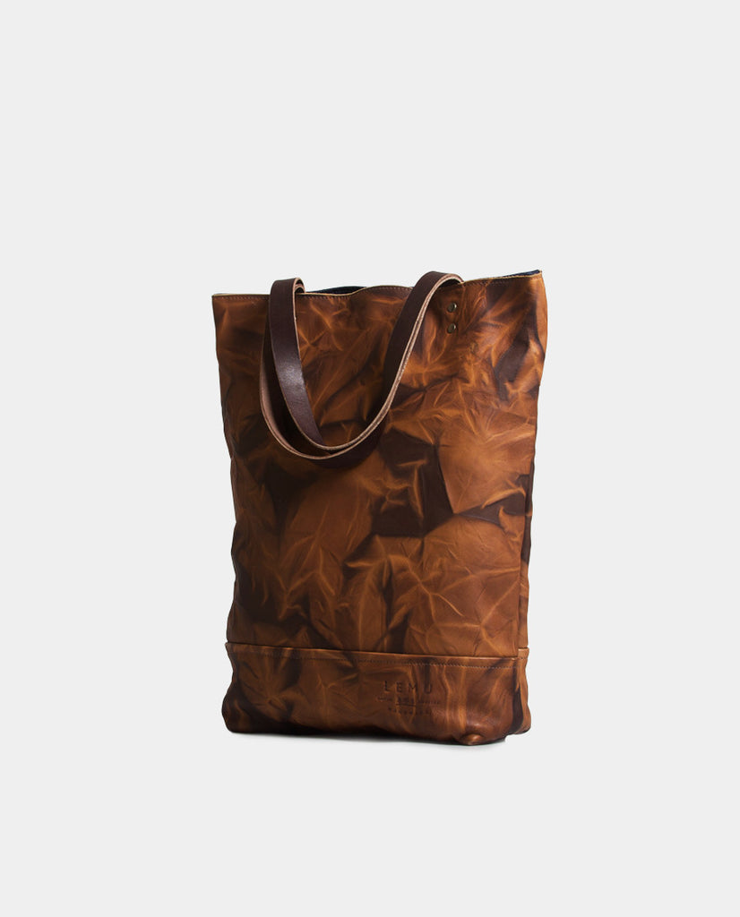 Totebag Notru Leather Series Roca - Totebag - LEMU HANDMADE