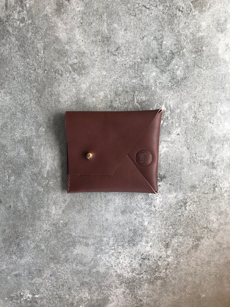 Billetera Monedero Slim Leather Moro - Billetera - LEMU HANDMADE