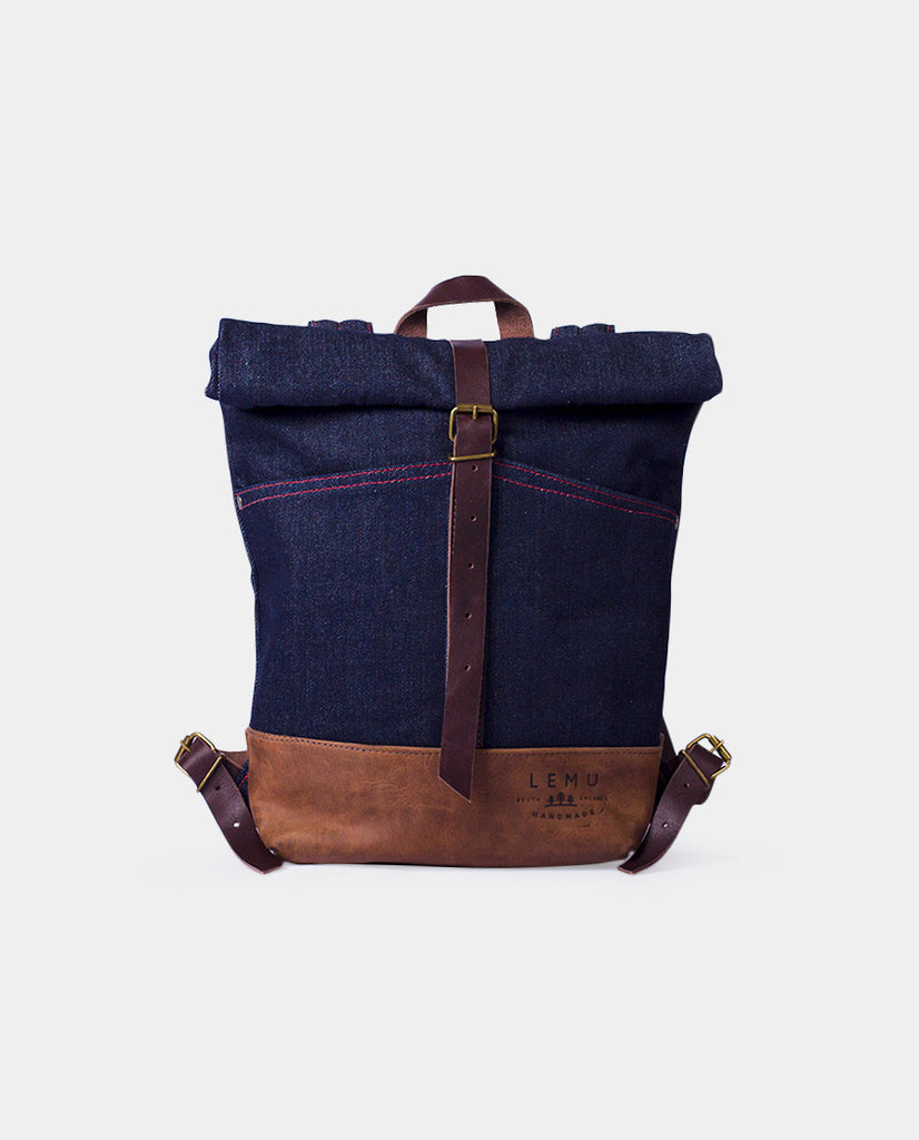 Rucksack Mahuida Kids Series Denim Moro