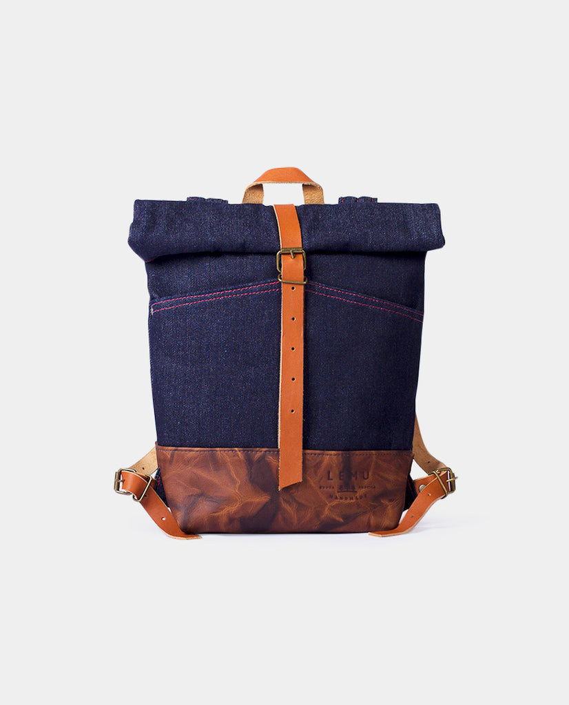 Rucksack Mahuida Kids Series Denim Roca