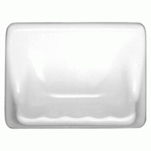 Daltile BA725 Ceramic Tub Soap Dish