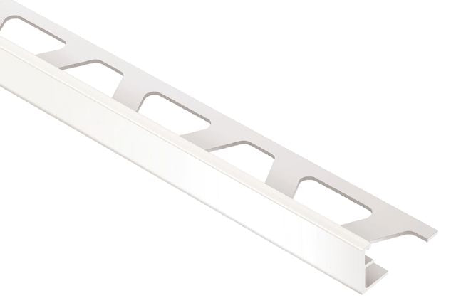 "JOLLY EDGE TRIM 1/2"" ALUM WHITE A125W"