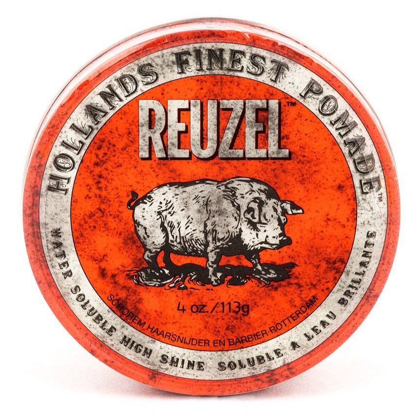 REUZEL RED HIGH SHEEN POMADE