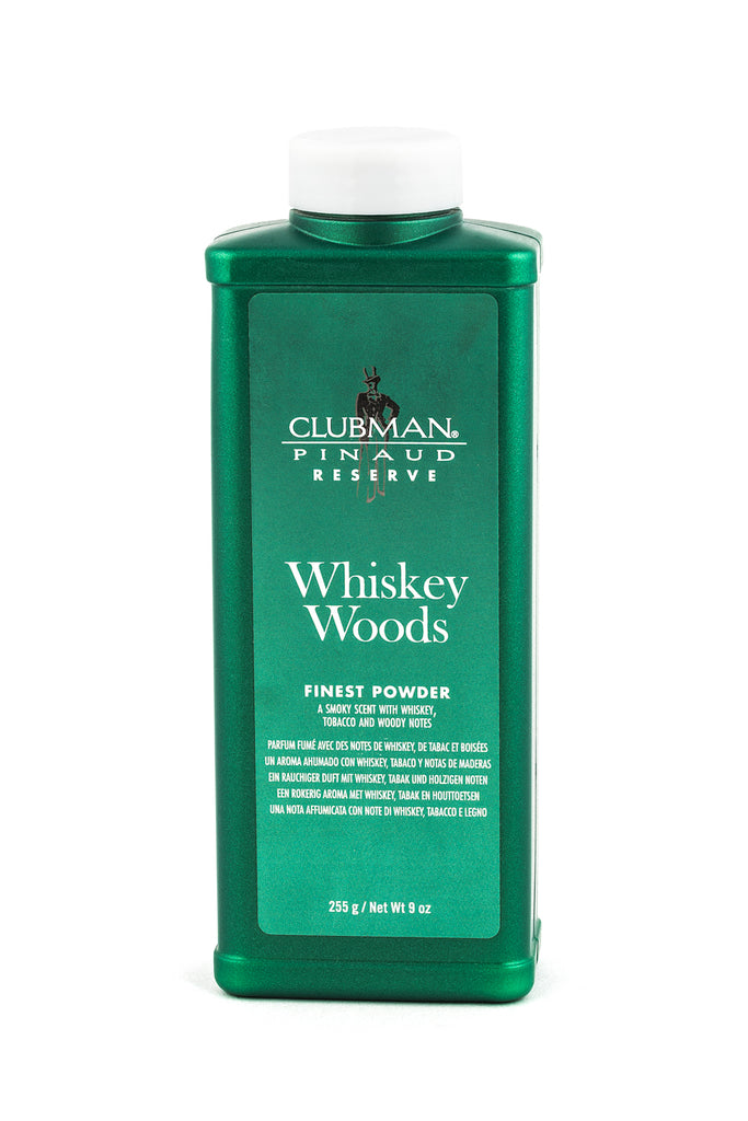TALCO WHISKY WOODS , 9 OZ