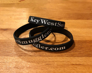 Key West Smuggler Silicone Wristband