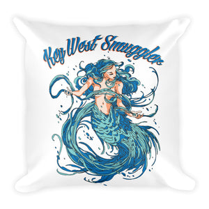Square Pillow - Mermaid
