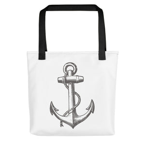 Tote Bag - Anchor and Rope
