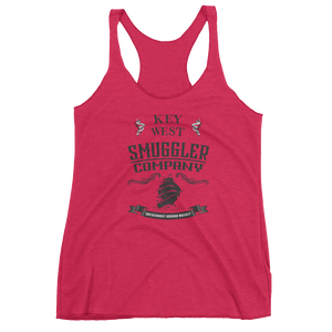 Key West Smuggler Women's Tank - Logo Collection