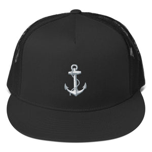 Anchor Rope Trucker Cap