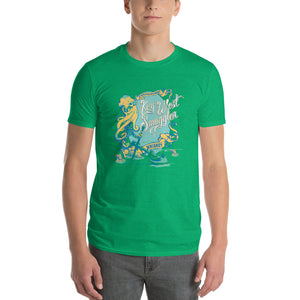 Smuggler Unisex T-Shirt - Octopus Collection