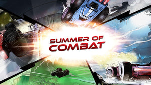 GRIP: Summer of Combat
